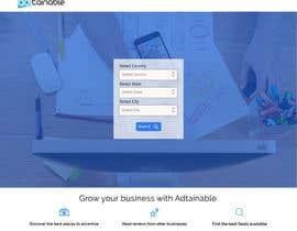 nº 22 pour Homepage graphic for website par mamuncmyk