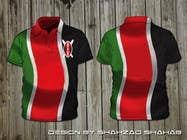 Bài tham dự #15 về Graphic Design cho cuộc thi t-shirt design based on the theme of Kenyan flag