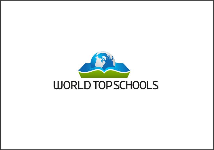 #66 for Design a Logo for World Top Schools by rueldecastro