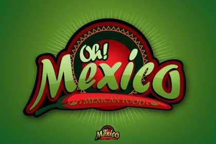 #97 for Mexican Restaurant Logo by rogeliobello