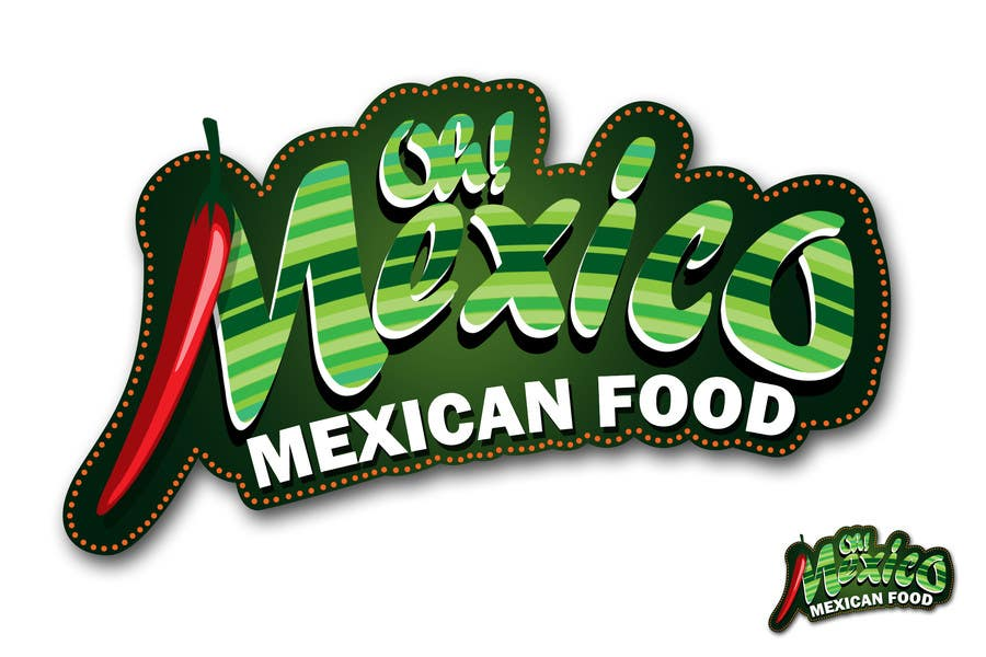 #141 for Mexican Restaurant Logo by rogeliobello