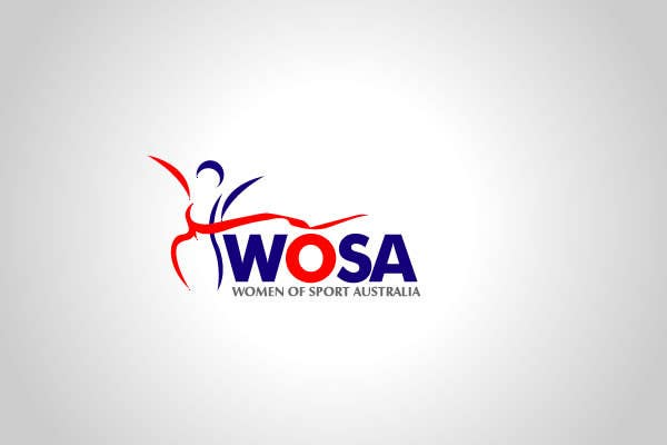 #23 for Design a Logo for WOSA - Women Of Sport Australia by ZenithTechnoSol
