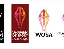 nº 2 pour Design a Logo for WOSA - Women Of Sport Australia par PalesS