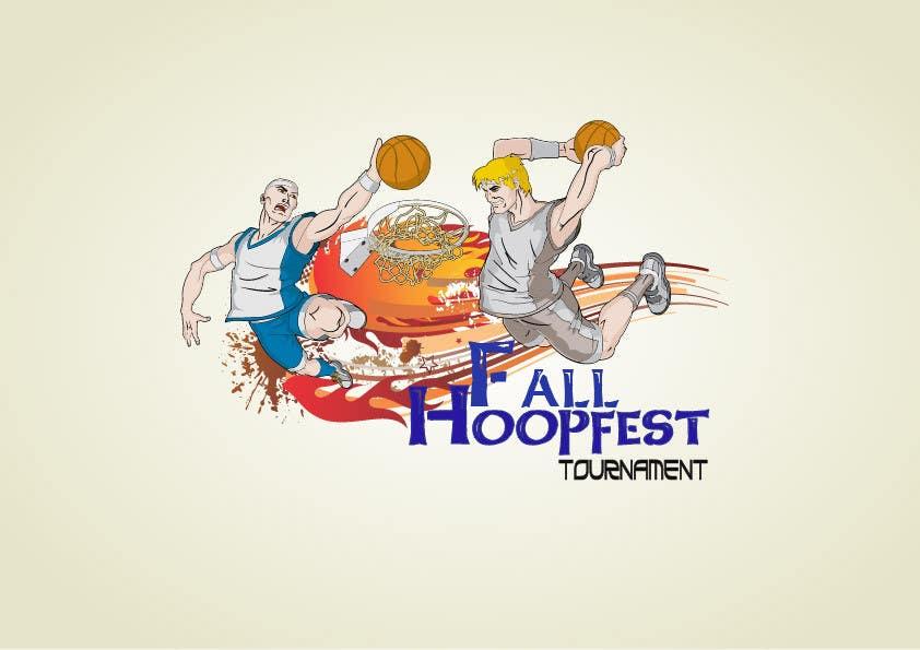 Bài tham dự cuộc thi #34 cho Design a Logo for Youth Basketball Tournament