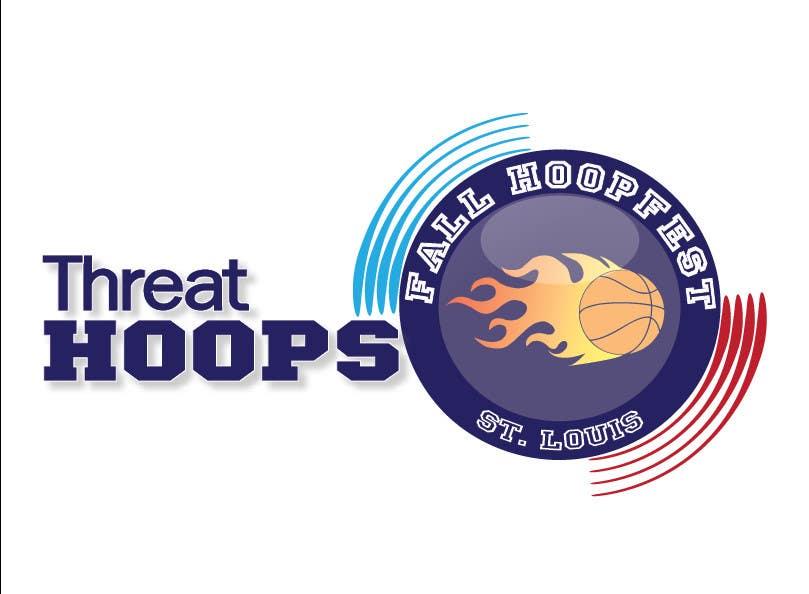 Penyertaan Peraduan #45 untuk Design a Logo for Youth Basketball Tournament