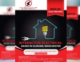 Design A Business Card A5 Flyer For My Electrical Business