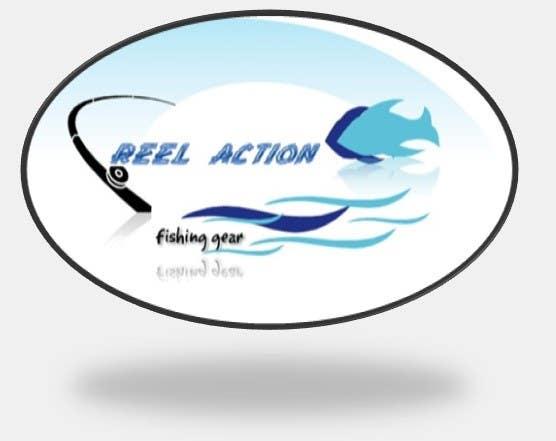 Inscrição nº 32 do Concurso para Design a Logo for Fishing Gear