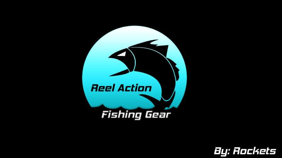 Inscrição nº 7 do Concurso para Design a Logo for Fishing Gear