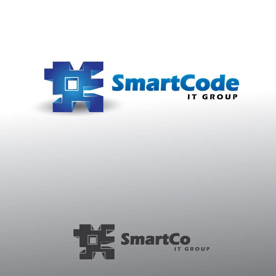 Inscrição nº 192 do Concurso para LOGO creation for the SmartCode IT group.