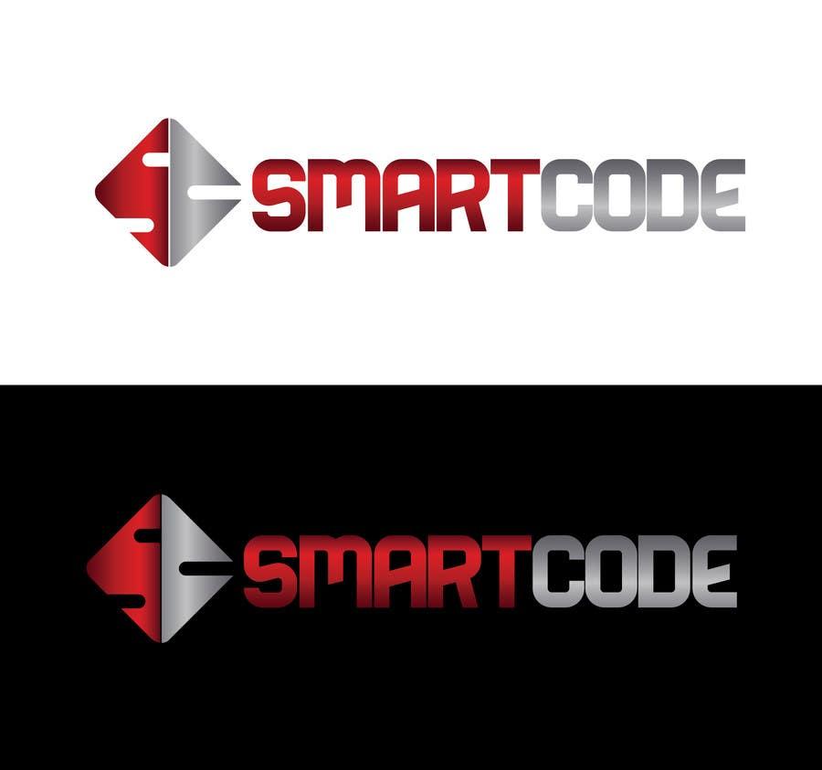 Inscrição nº 203 do Concurso para LOGO creation for the SmartCode IT group.