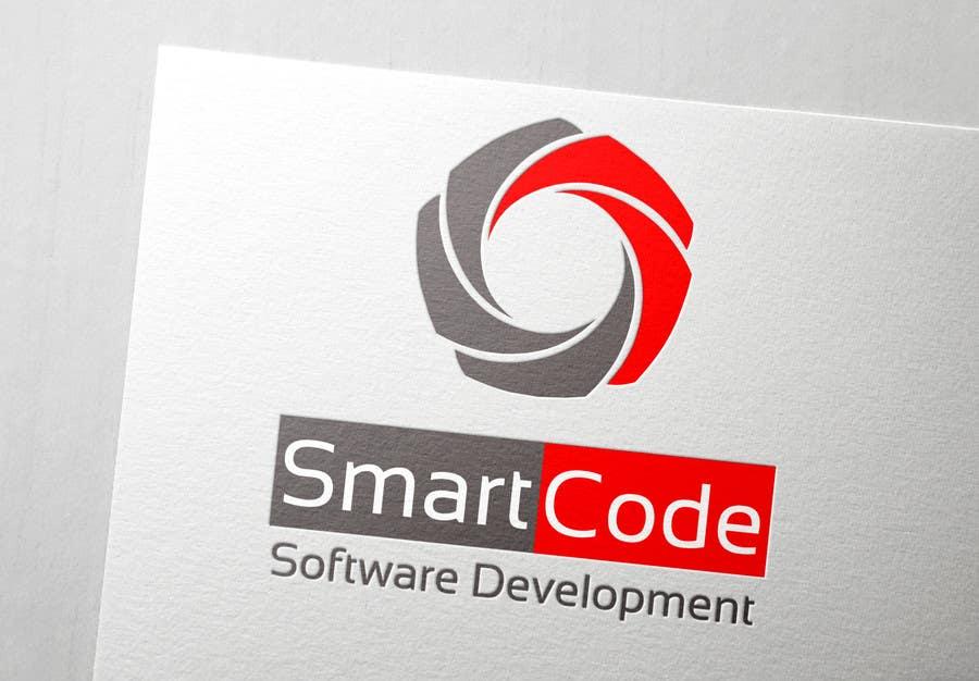 Inscrição nº 202 do Concurso para LOGO creation for the SmartCode IT group.