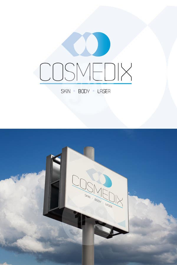 Contest Entry #                                        374                                      for                                         Logo Design for Cosmedix