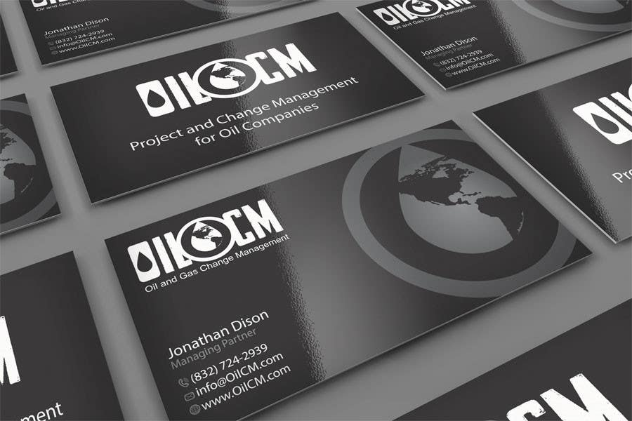 Penyertaan Peraduan #11 untuk Redesign Business Cards