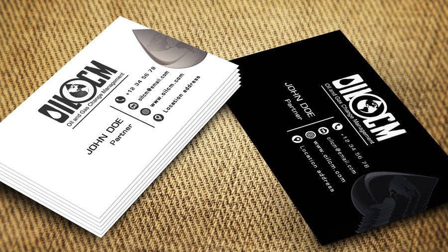 Penyertaan Peraduan #28 untuk Redesign Business Cards