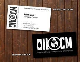 #3 for Redesign Business Cards af kromekz