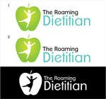 Graphic Design Konkurrenceindlæg #183 for Logo Design for A consulting and private practice business called 'The Roaming Dietitian'