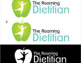 #183 cho Logo Design for A consulting and private practice business called 'The Roaming Dietitian' bởi raffyph1