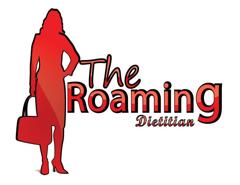 Konkurrenceindlæg #224 for Logo Design for A consulting and private practice business called 'The Roaming Dietitian'
