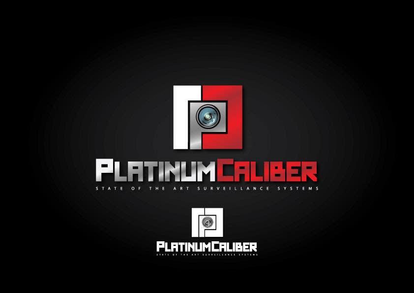 Penyertaan Peraduan #85 untuk Design a Logo for a security Camera Equipment and Installation Company