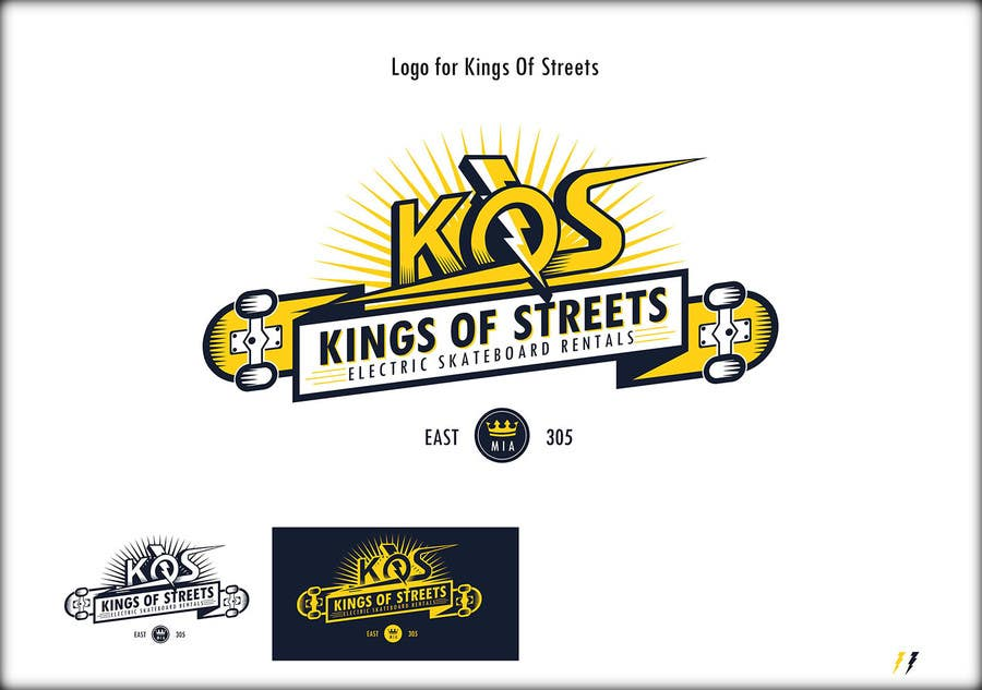 Konkurrenceindlæg #59 for Design a Logo for Kings Of Streets Mia