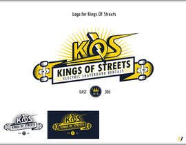 #59 para Design a Logo for Kings Of Streets Mia por roman230005
