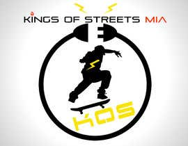 #53 for Design a Logo for Kings Of Streets Mia by mahmouder