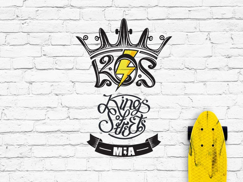 Contest Entry #57 for Design a Logo for Kings Of Streets Mia