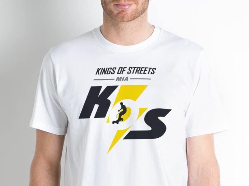 Penyertaan Peraduan #58 untuk Design a Logo for Kings Of Streets Mia