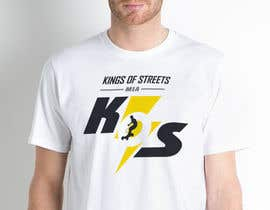 nº 58 pour Design a Logo for Kings Of Streets Mia par garricktan