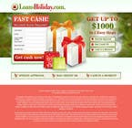 Contest Entry #47 for Design Landing Page #1 Shopping Product In 2013 Shopping Season In USA... Can you design better than Santa Claus?