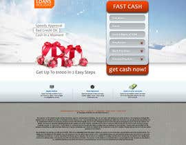 ANALYSTEYE tarafından Design Landing Page #1 Shopping Product In 2013 Shopping Season In USA... Can you design better than Santa Claus? için no 40