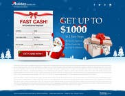 Contest Entry #44 for Design Landing Page #1 Shopping Product In 2013 Shopping Season In USA... Can you design better than Santa Claus?