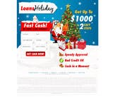 Contest Entry #54 for Design Landing Page #1 Shopping Product In 2013 Shopping Season In USA... Can you design better than Santa Claus?