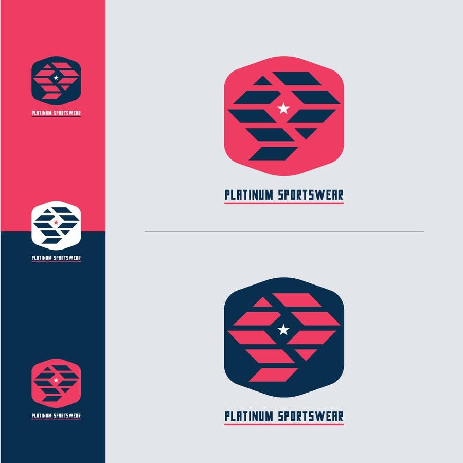 Konkurrenceindlæg #79 for Platinum Sportswear
