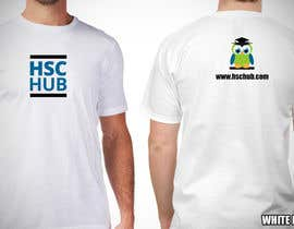 nº 9 pour Design a T-Shirt for Hschub.com par srkdesigns