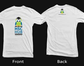 #11 para Design a T-Shirt for Hschub.com por emzampunan