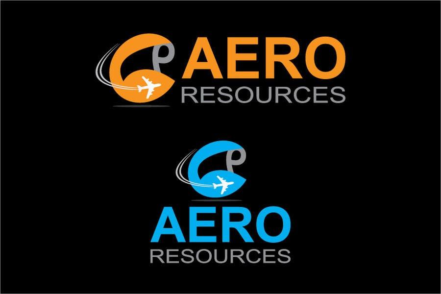 Inscrição nº 102 do Concurso para Design a Logo for GP Aero Resources