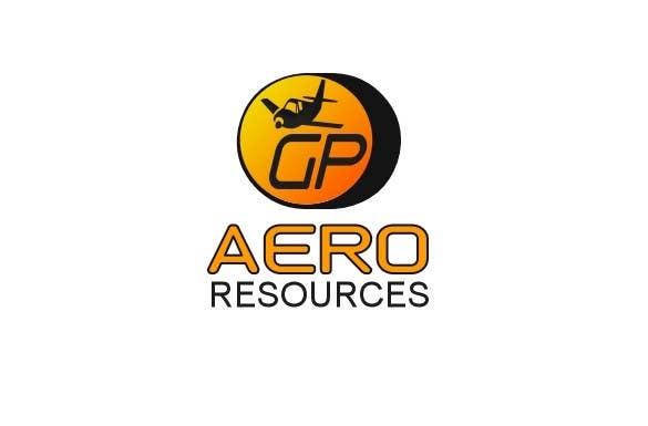 Inscrição nº 92 do Concurso para Design a Logo for GP Aero Resources