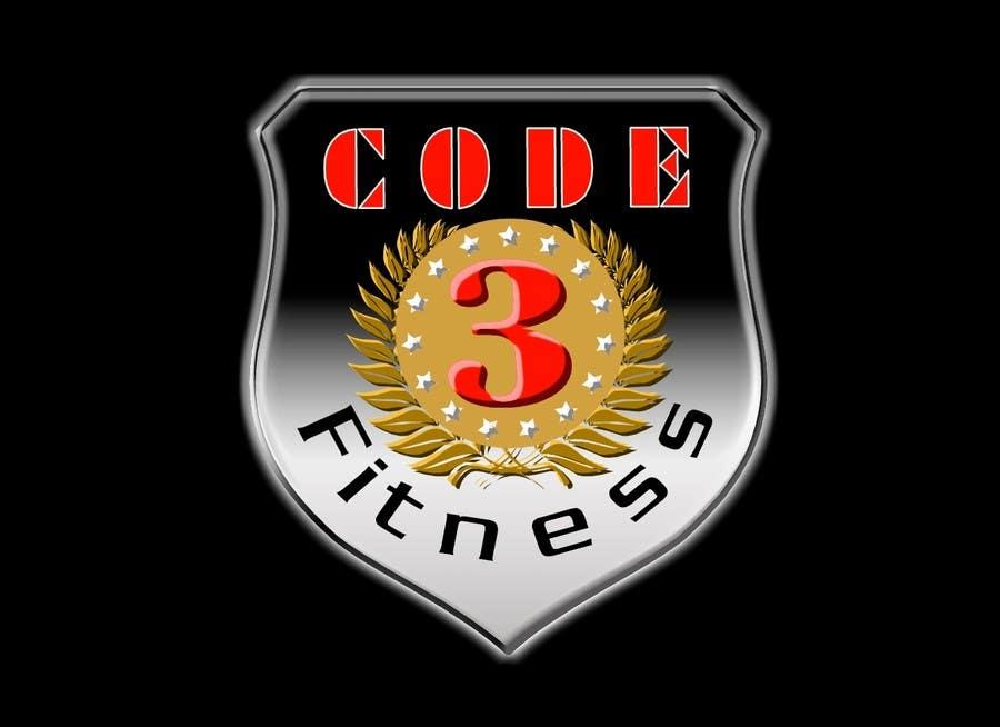 #23 for Design a Logo for Code 3 Fitness by bobbyfariz