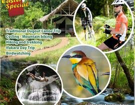 #17 untuk Design a Advertisment for Udzungwa Forest Tented Camp oleh ambalaonline1