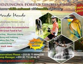 #18 untuk Design a Advertisment for Udzungwa Forest Tented Camp oleh ambalaonline1