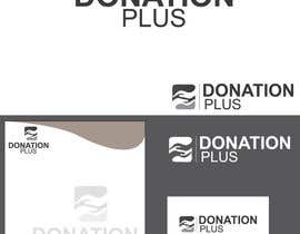 #84 para Design a Logo for Donation Plus por alizainbarkat