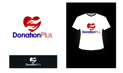 #247 for Design a Logo for Donation Plus by tuankhoidesigner