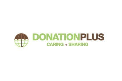 #245 for Design a Logo for Donation Plus by Maniecky