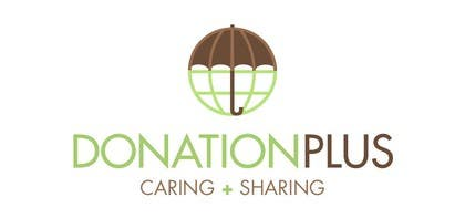 #251 for Design a Logo for Donation Plus by Maniecky
