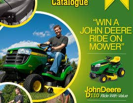 #71 cho Annual Sales Catalogue Front Cover (John Deere & Agriquip Machinery) bởi dindinlx
