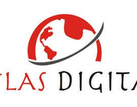 #56 for Improve a logo for Atlas digital by MagicalDesigner