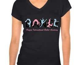 #20 for Ballet T shirt af pragatinift