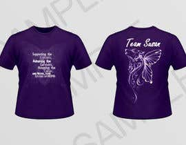 #11 para Design a T-Shirt for Walk to cure Lupus por inkpotstudios