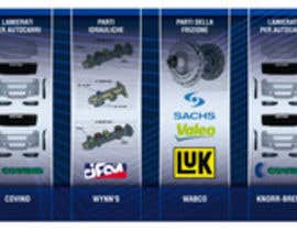 #20 per Stampa pubblicitaria per negozio di ricambi auto/ Promo Banner Spare Parts Shop da SimoneP1974